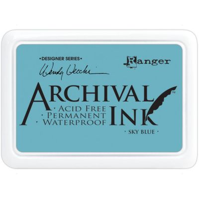 Encre Archival Ink - Sky Blue