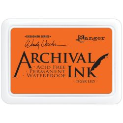 Encre Archival Ink - Tiger Lily