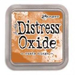 Encreur Distress Oxide - Rusty Hinge