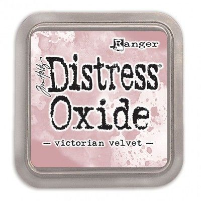 Encreur Distress Oxide - Victorian Velvet