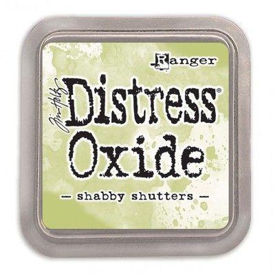 Encreur Distress Oxide - Shabby Shutters
