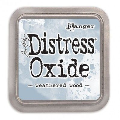 Encreur Distress Oxide - Weathered Wood