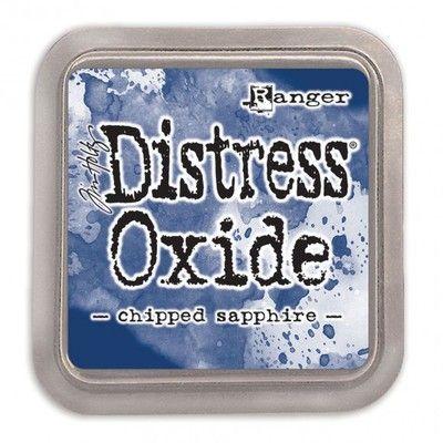 Encreur Distress Oxide - Chipped Sapphire