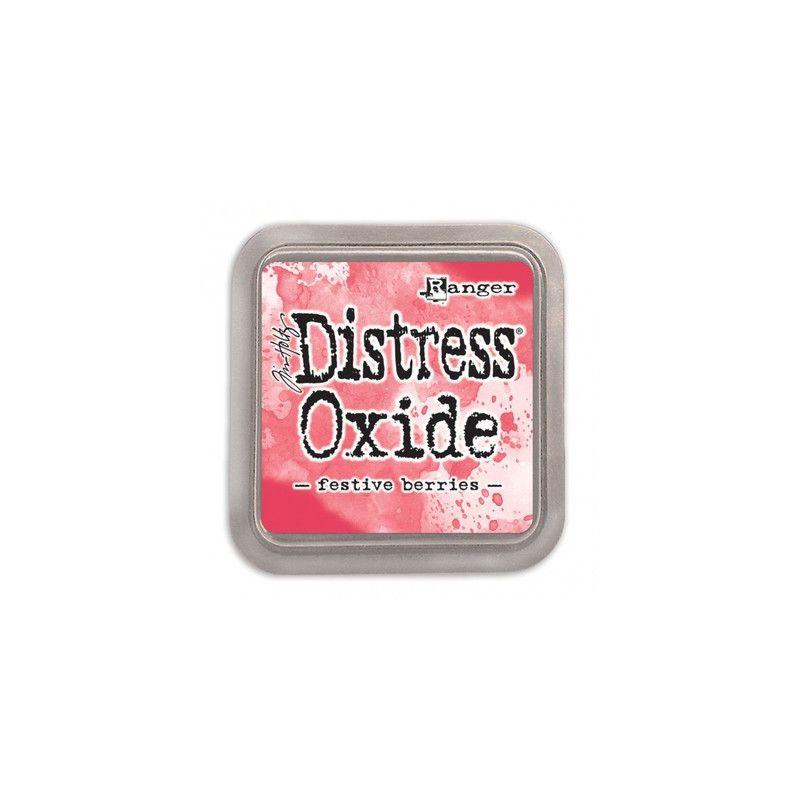 Encreur Distress Oxide - Festive Berries