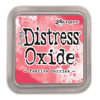 Encreur Distress Oxide - Festive Berries