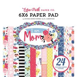 Mini Pack 15x15 - Echo Park - I am Mom