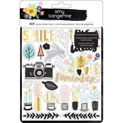 Stickers Amy Tangerine - Shine On