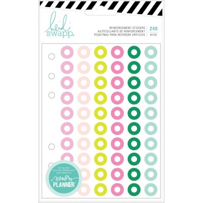 Stickers Memory Planner Heidi Swapp - Oeillets