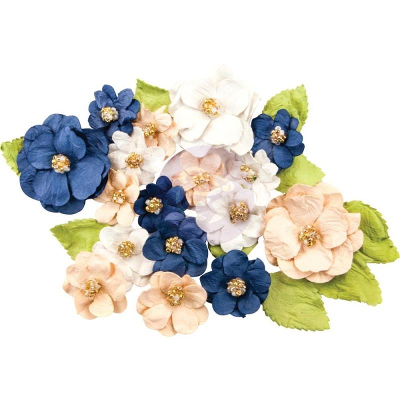 Fleurs Prima Georgia Blues - Morgan