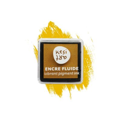 Encre fluide à pigment Kesi'Art - Agrume