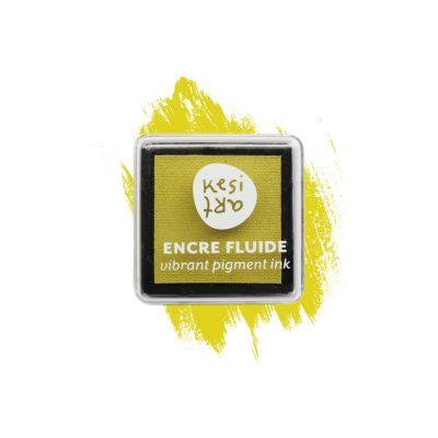 Encre fluide à pigment Kesi'Art - Citronnade