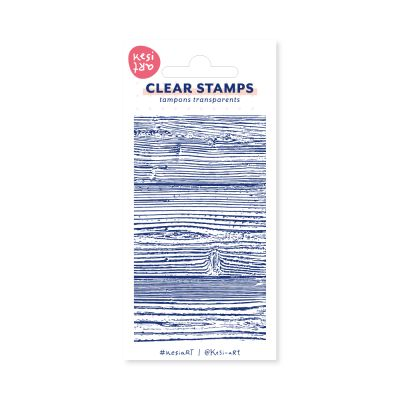 Tampons clear KesiArt - Stockwood