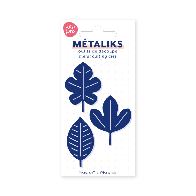 Dies MetaliKs - Mini - Feuille de papier