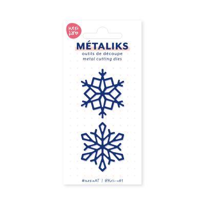 Dies MetaliKs - Mini - Snowflakes