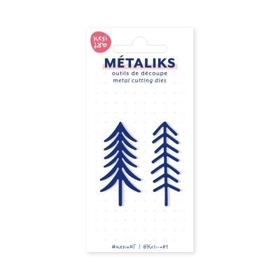 Dies MetaliKs - Mini - Sapins