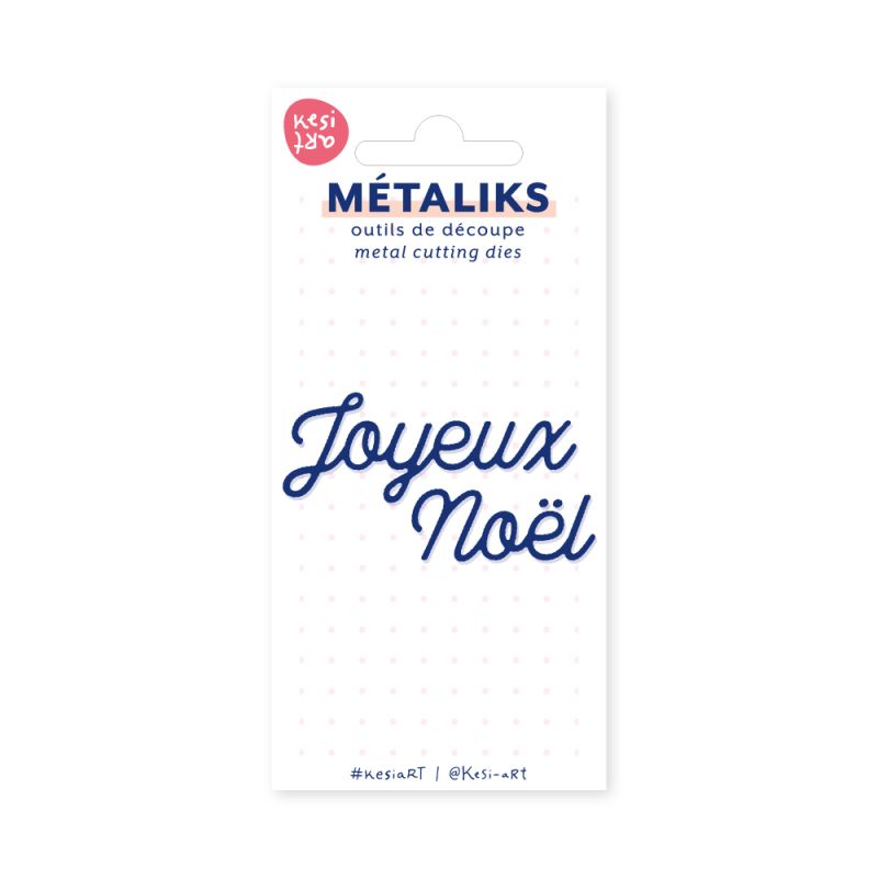 Dies MetaliKs - Mini - Joyeux Noël