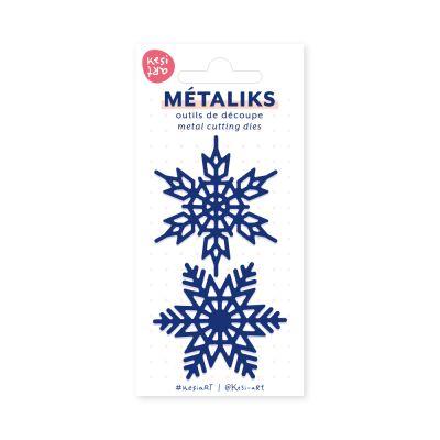 Dies MetaliKs - Mini - Flocons