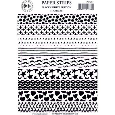 Stickers Studio Forty - Paper Strips