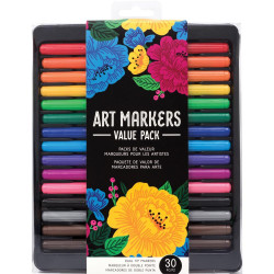 Art Markers - Pack de feutres d'art