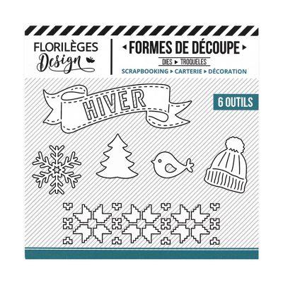 Dies Sweety Cuts - Capsules 2019 - Hiver Blanc