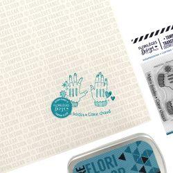 Tampons transparents Florilèges - Capsules 2019 - Mains froides