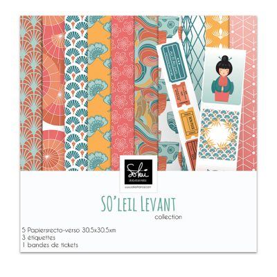 Pack 30x30 - Sokai - So'Leil Levant