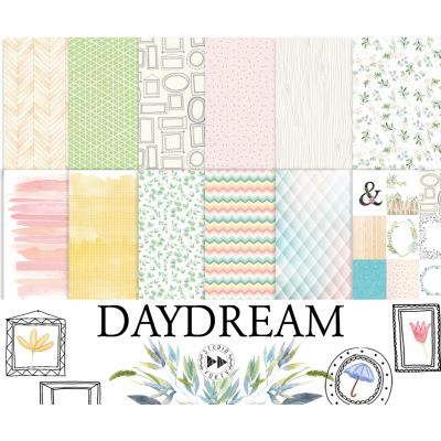 Pack 10x21 cm - Studio Forty - Daydream