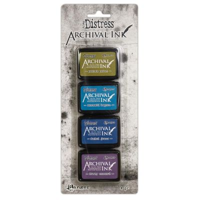 Mini Encreurs Archival Ink - Tim Holtz Distress 2