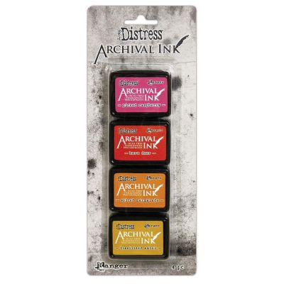 Mini Encreurs Archival Ink - Tim Holtz Distress 1