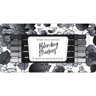 Blending Markers AC - Grayscale