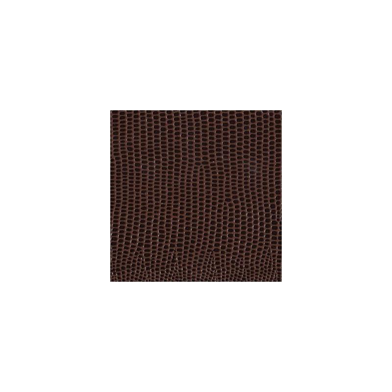 Toile à relier 30.5 x 30.5 cm - Effet peau de lézard - Marron