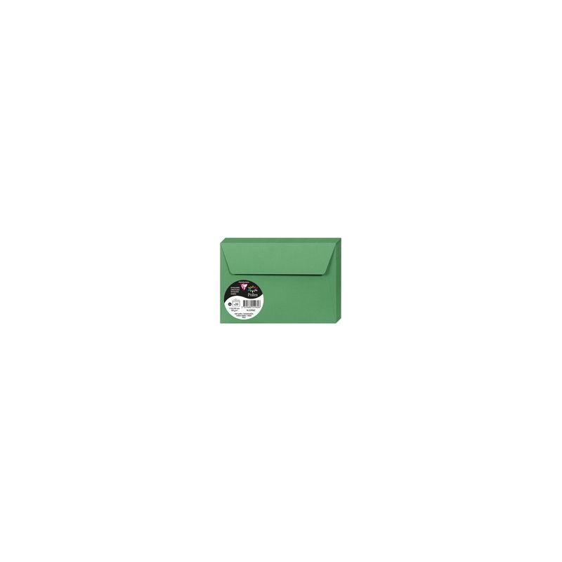 Enveloppes Pollen 114x162 - Vert Sapin