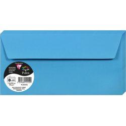 Enveloppes Pollen 110x220 - Bleu Turquoise