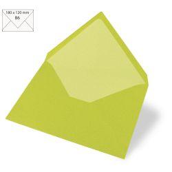 Enveloppes Rayher 120x180 - Vert Tilleul