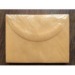 Enveloppes 110x147 - Dos arrondi - Orange