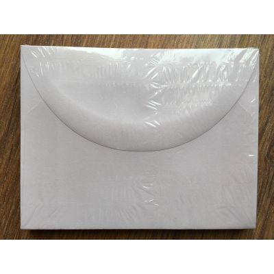 Enveloppes 110x147 - Dos arrondi - Lilas