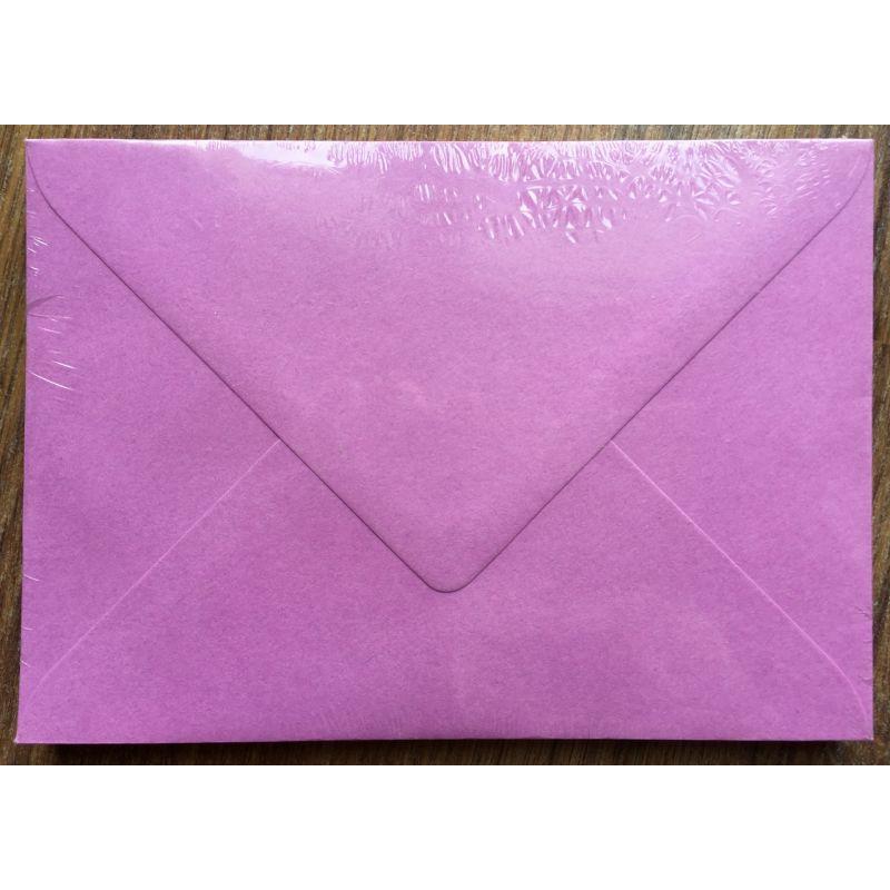 Enveloppes Card Deco C6 114x162 - Violet