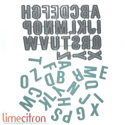 Die Lime Citron - Alphabet