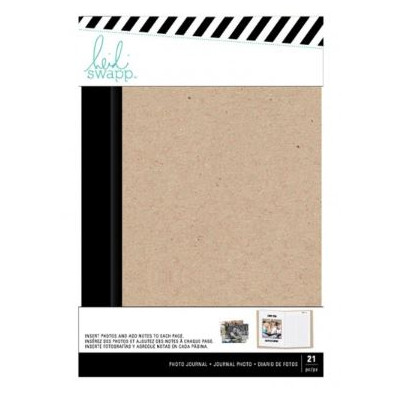 Heidi Swapp magnolia jane photo journal kraft x21