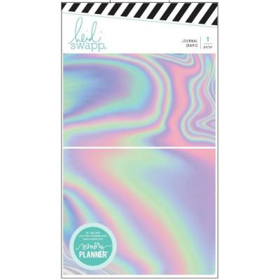 Planner fresh journal iridescent - Heidi Swapp