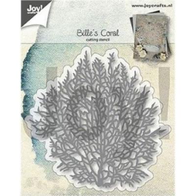 Matrice de découpe - die Bille Corail - Joy!craft