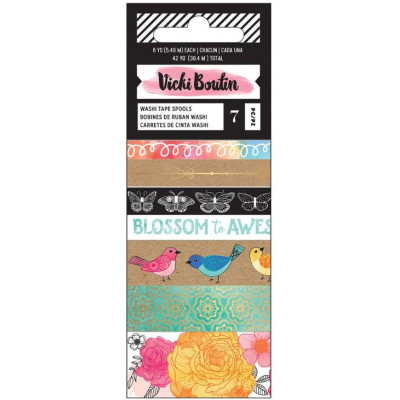 Vicki Boutin Washi Tape - All The Good Things,