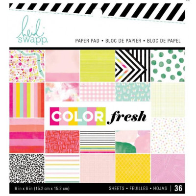 Pack 30x30 - Heidi Swapp - Color Fresh