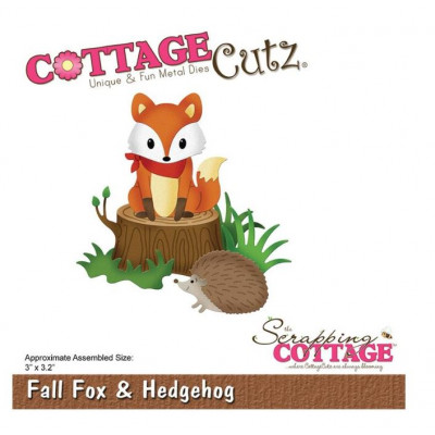 COTTAGE Cutz - Fall fox