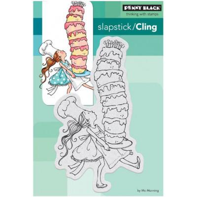 Tampon cling - Penny Black - Super Gateau