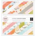 Mini Pack 15x15 - Pink paislee - Petite aventurière