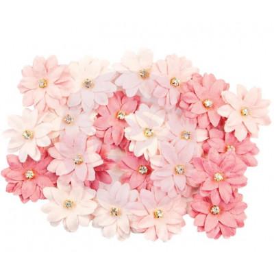Fleurs Prima - Fruit du paradis - Rose pastel