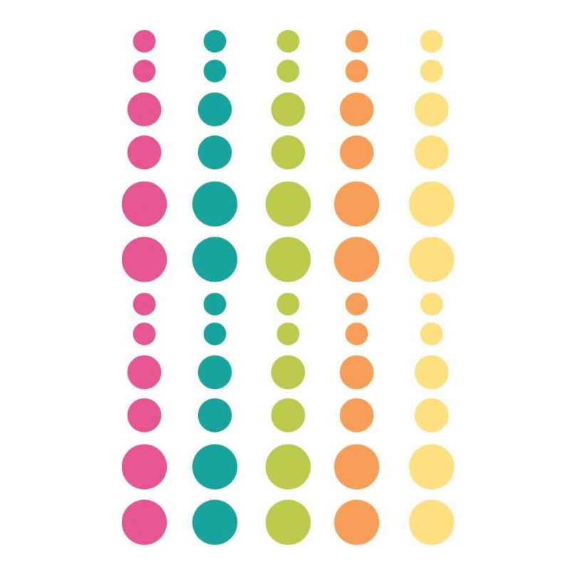 Dots - Simple Stories - Oh Jours heureux!