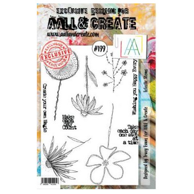 AALL and Create Stamp Set -199