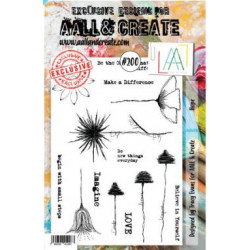 AALL and Create Stamp Set -200